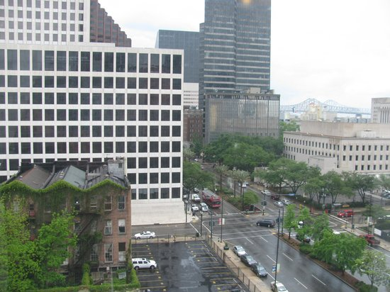 Le Pavillon Hotel: View from room