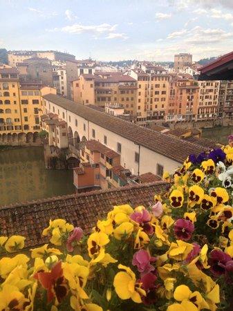 Hotel Hermitage: Ponte Vecchio