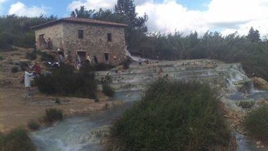 Complesso il Gorello : The Cascades from another side