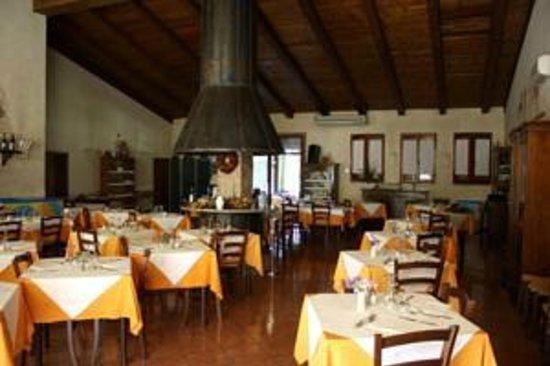 Complesso il Gorello : Teh restaurant