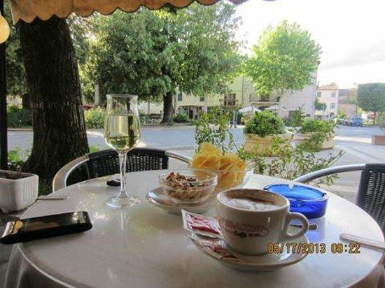 Complesso il Gorello: Saturnia Cafe/Gelaterria