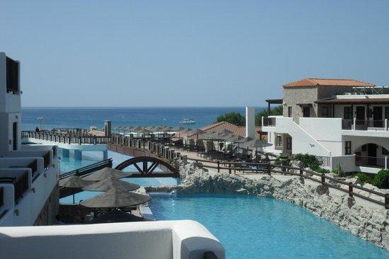 Costa Lindia Beach Resort Гостиница