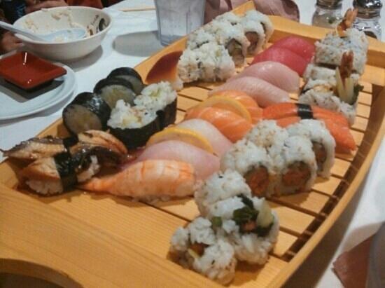 Sekai Sushi: sushi boat