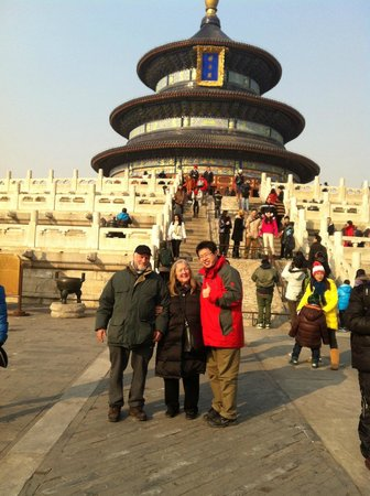Chinatravelreserve-Beijing One-day Tour
