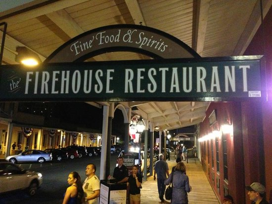 The Firehouse In Old Sacramento
