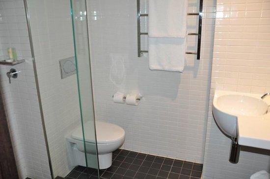 Jasper Hotel: Deluxe Queen room (level 4)