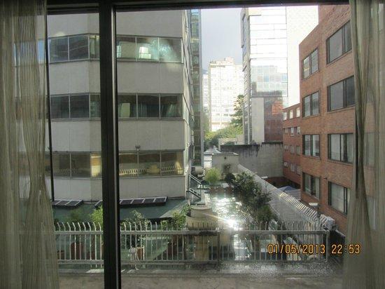 JW Marriott Hotel Bogota: Blick aus dem Fenster
