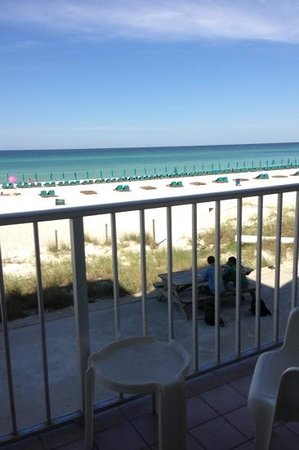 Ambassador -  A Family Resort on the Gulf: Room view