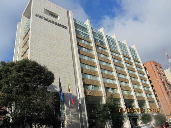 JW Marriott Hotel Bogota: Außenansicht