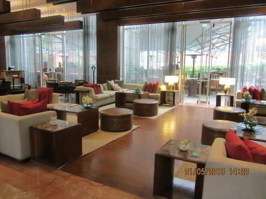 JW Marriott Hotel Bogota: Lobby