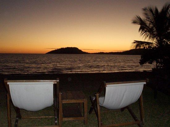 spiaggia del Loharano hotel