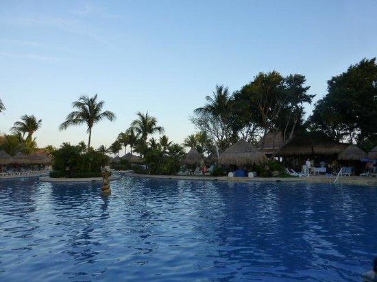 Iberostar Quetzal Playacar: refreshing after a day at the beach