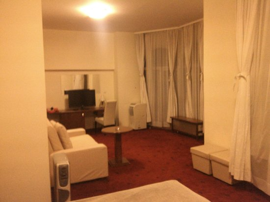 Hotel Astra Garni: Large double room
