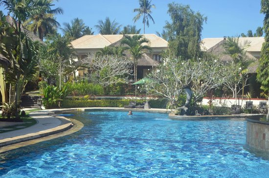 Medewi Bay Retreat: Great Pool