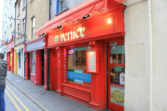 Italian Restaurant Galway - Venice Ristorante: venice restorante