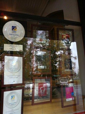 Cobblestone Lane: awards