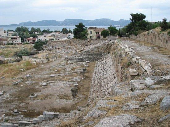 Elefsina, Greece: Archaeological Museum of Eleusis, Telesterion