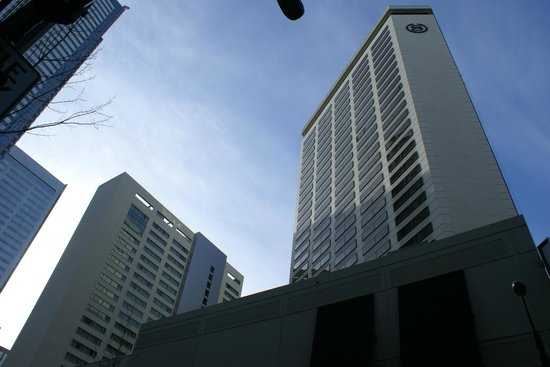 Sheraton Seattle Hotel: Vista del hotel exterior