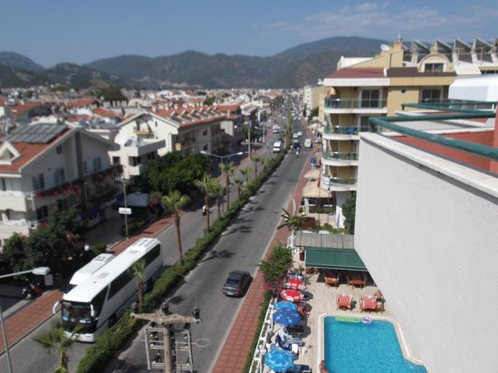 Seren Sari Hotel: view