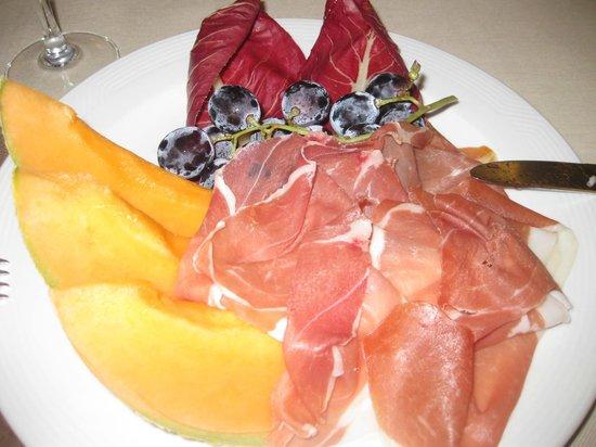 Hotel Monaco : Dinner