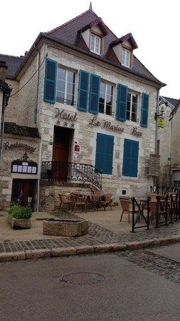 Hotel-Restaurant Le Marius : L'hôtel le Marius