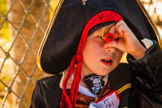 Marco Island Historical Museum : Pirate Day!