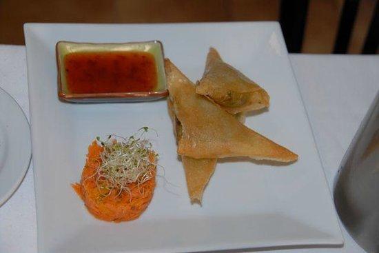 Restaurant Mandala: Samosa