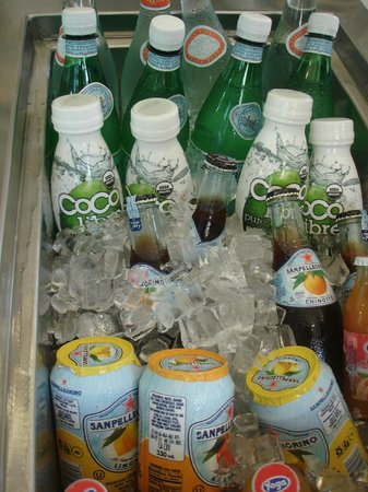 Vitaly: Italian iced drinks