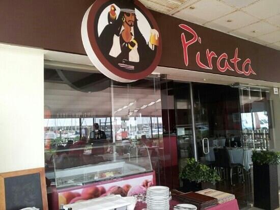 Restaurante e Pizzeria O Pirata: RESTAURANTE PIZZARIA O PIRATA!!!