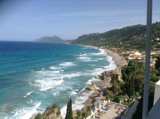 Mayor La Grotta Verde Grand Resort: view from hotel
