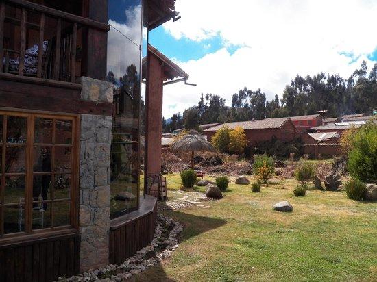 La Casa de Barro Lodge & Restaurant: view of the lodge 3