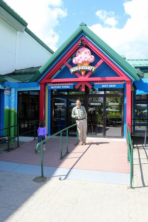 Ben & Jerry's: Free Entrance, But the Tour Has a Fee