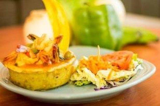 El Toston Criollo: Uno de nuestros sabrosos platos