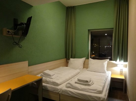 MEININGER Hotel Amsterdam City West: 部屋
