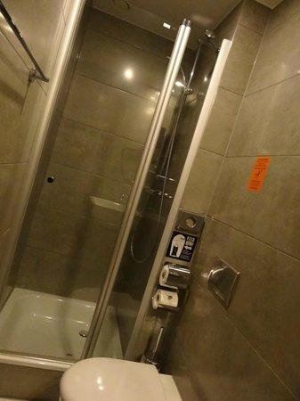MEININGER Hotel Amsterdam City West: バス