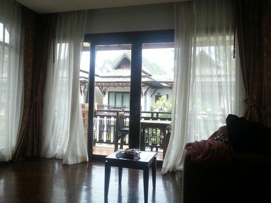 Railay Village Resort: The room