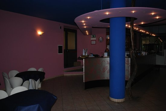 Hotel Lavagnese: La Hall
