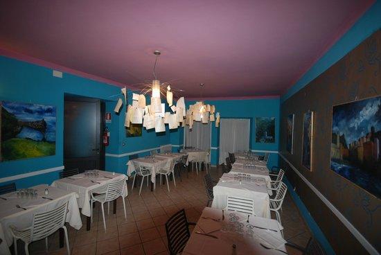 Hotel Lavagnese: Sala da pranzo