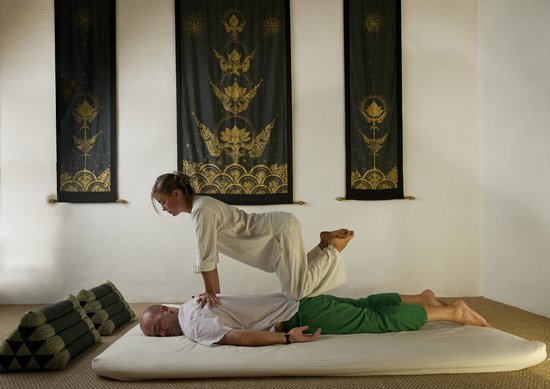 MThai: Massage Therapy Room