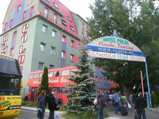 Hotel Polus: Hotel