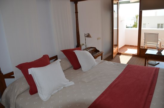 Hotel El Tio Kiko: our room