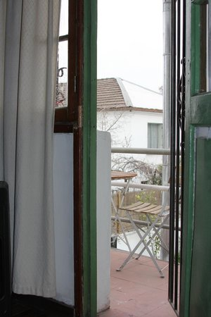 Ventana Sur Hostel: Agustin Deluxe Double Garden  View (Private bathroom)