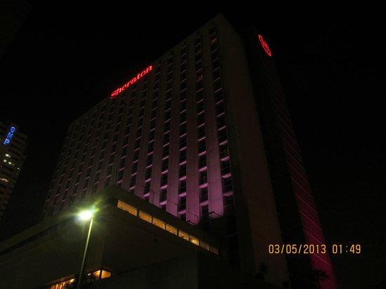 Sheraton Lima Hotel & Convention Center: Außenansicht