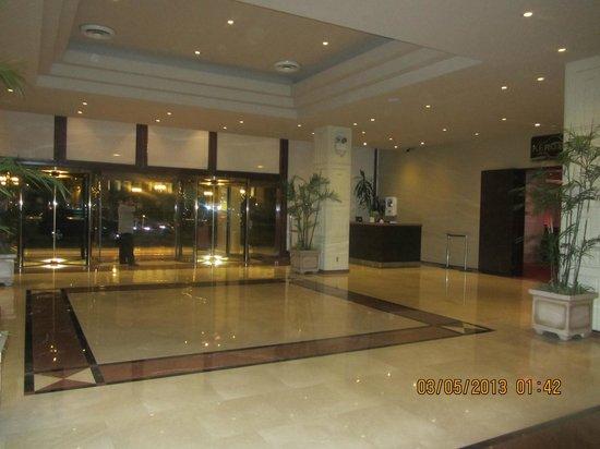 Sheraton Lima Hotel & Convention Center: Lobby