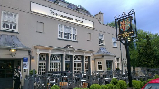Freemasons Arms