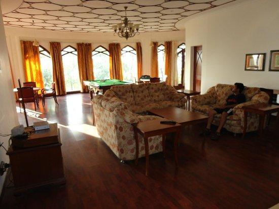 Tullahmore Suites: Lounge & Games
