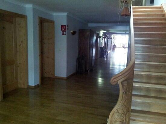 Schafbergspitze Hotel: Corridor