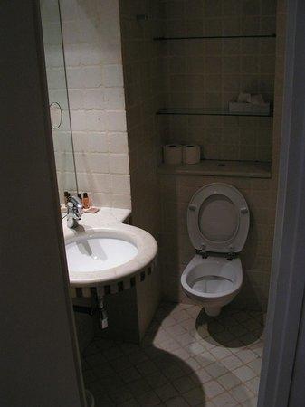 Vieux Marais : bathroom