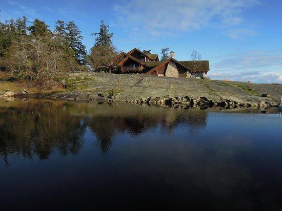 Yellow Point Lodge: Main Lodge