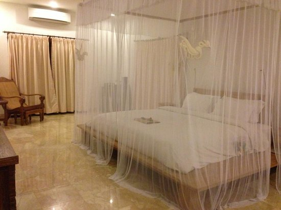 Plataran Canggu Resort & Spa: The bedroom